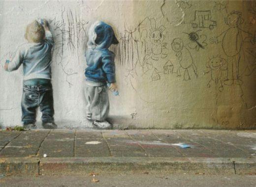 Graffiti Todlers